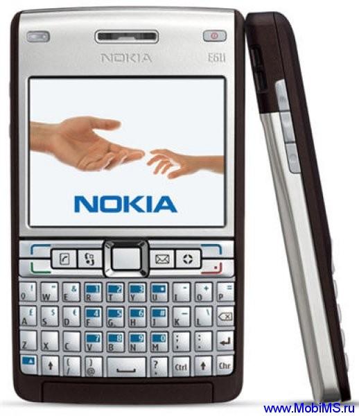 Прошивка для Nokia E61i SW RM-227 v3.0633.69.00