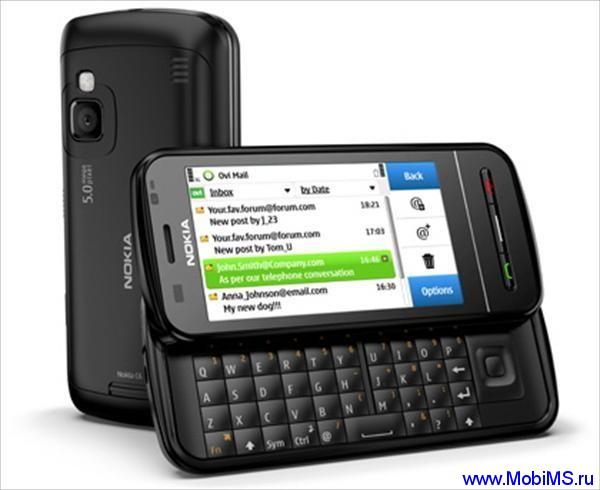 Прошивка для Nokia C6 SW RM-612 v41.0.010