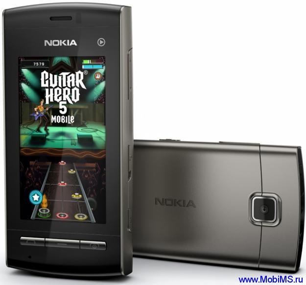 Прошивка для Nokia 5250 SW RM-684 v30.0.002