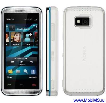 Прошивка для Nokia 5530 SW RM-504 v40.0.003