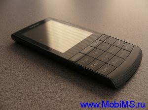 Прошивка для Nokia X3-02 SW RM-639 v07.15