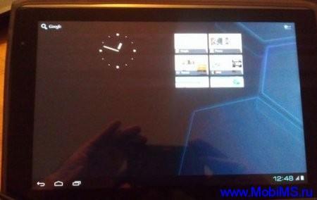 Прошивка Android 4.0 для Acer Iconia Tab A500 уже в работе.