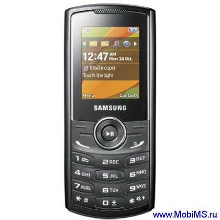 Прошивка для Samsung E2230L