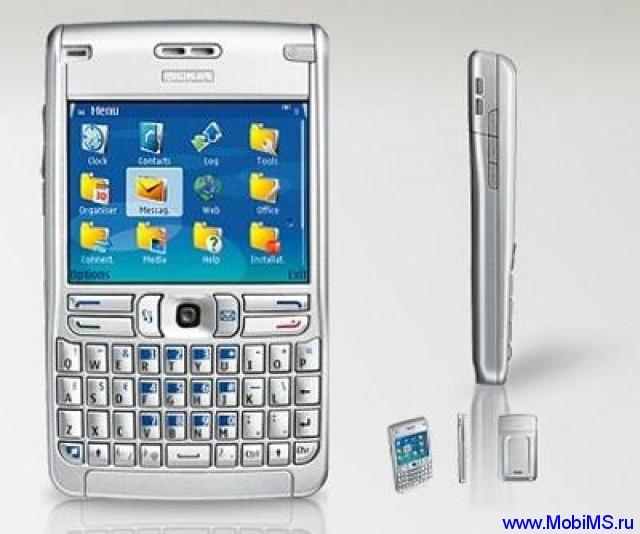 Прошивка для Nokia E61 SW RM-89 v3.0633.09.04