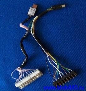 Как сделать кабель для прошивки.