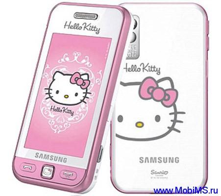 Прошивки для Samsung C330 Hello kitty