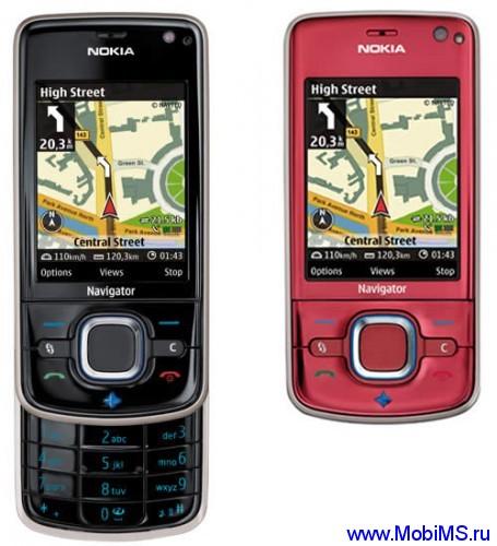 Прошивка для Nokia 6210nav SW RM-367 v05.16