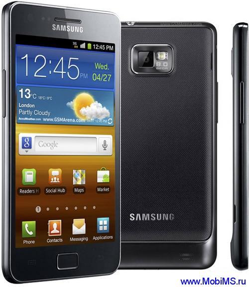 Прошивка для Samsung Galaxy S II (I9100) - I9100GZCKH4_OZHKH4