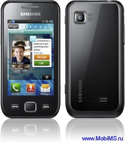 Прошивка для Samsung Wave 575 (GT-S5750) - S5750EPOKA3_XEFKA4