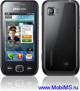 Прошивки для Samsung S5750  Wave575