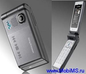 Прошивка для Sony Ericsson W380 R11CA002 RED53A