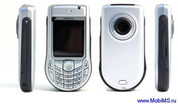 Прошивка для Nokia 6630 SW RM-1 v6.050.340