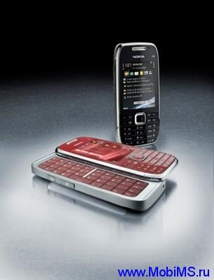 Прошивка для Nokia E75 SW RM-412 v211.12.01