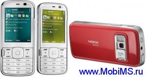 Прошивка для Nokia N79 SW RM-348 v32.001