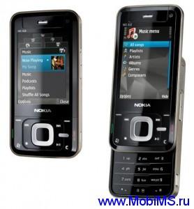 Прошивка для Nokia N81 8Gb SW RM-179 v21.0.010