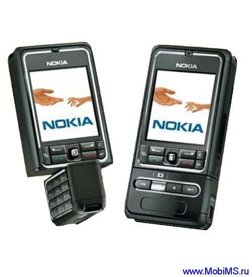 Прошивка для Nokia 3250 RM-38 v4.60