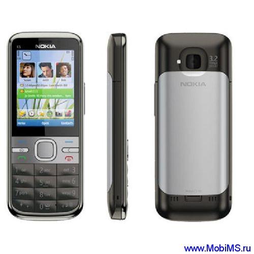Прошивка для Nokia C5-02 SW RM-745 v071.003