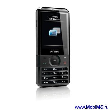 Прошивка для Philips Xenium X710
