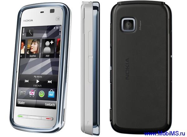 Прошивка для Nokia 5233 SW RM-625 v50.1.001