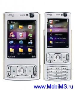 Прошивка для Nokia N95 SW RM-159 v35.0.002