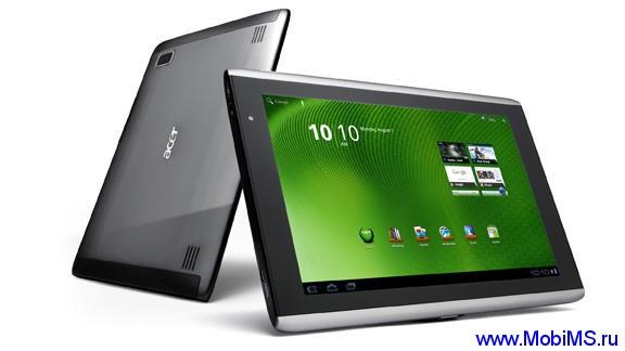 Прошиваем планшет Acer Iconia Tab A500. Инструкция