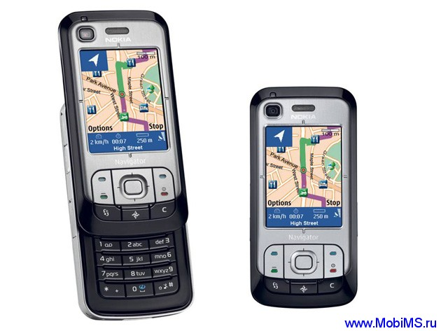 Прошивка для Nokia 6110 nav SW RM-122 v06.02