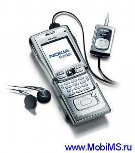 Прошивка для Nokia N91 SW RM-43 v2.20.008