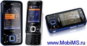Прошивка для Nokia N81 SW RM-223 v22.0.002