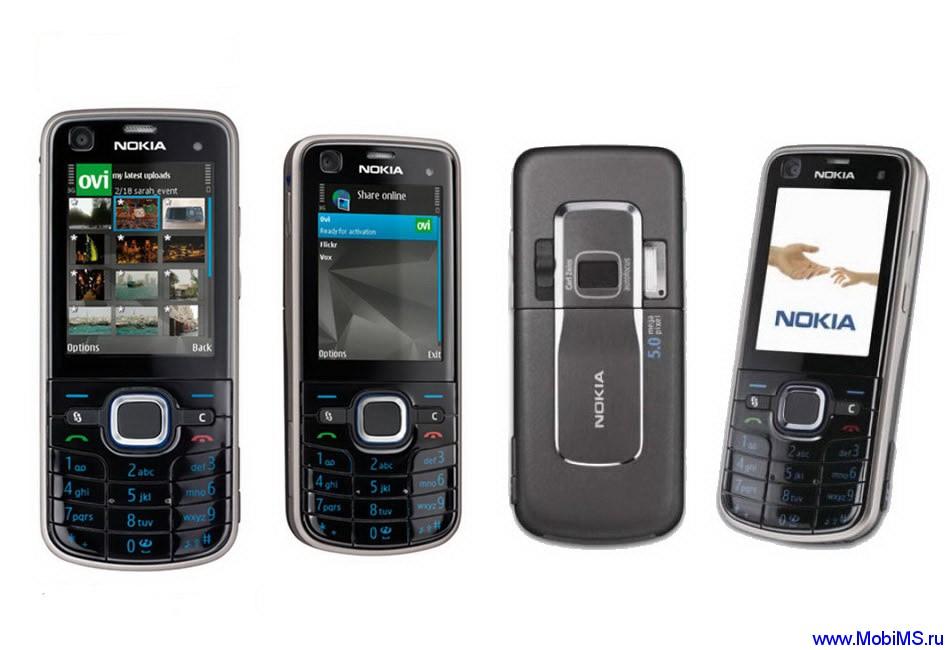 Прошивка для Nokia 6220C SW RM-328 v06.101