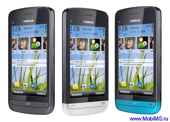 Прошивка для Nokia (Нокиа) C5-03 RM-697 v.21.0.003