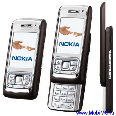 Прошивка для Nokia E65 SW RM-208 v4.0633.74.00