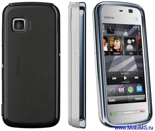 Прошивка для Nokia 5235 SW RM-588 v50.6.001