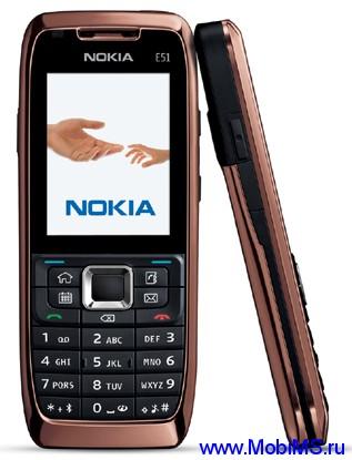 Прошивка для Nokia E51-2 SW RM-426 v411.34.001