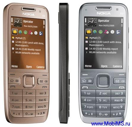 Прошивка для Nokia E52 SW RM-469 v071.004