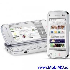 Прошивка для Nokia N97 SW RM-505 v22.0.110