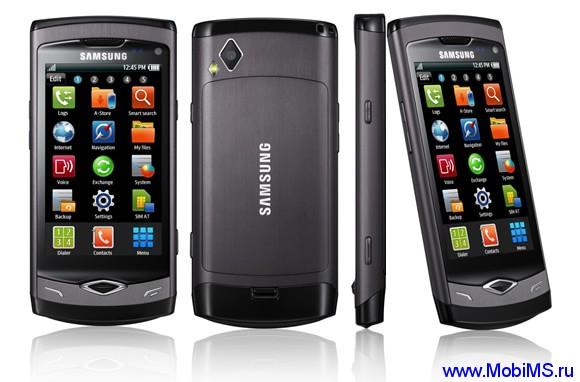 Прошивка для Samsung S8500 Wave - S8500JPJKB1