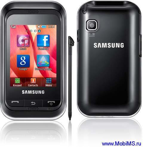 Прошивки для Samsung C3300