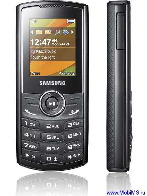 Прошивка для Samsung E2230 - E2230XXKD2_OXFKF1_RD