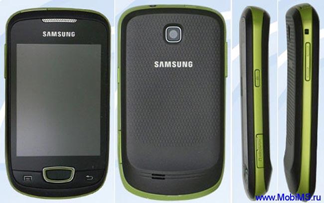 Прошивки для Samsung S5570 Galaxy Mini
