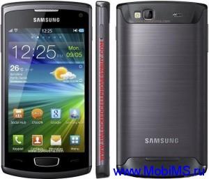 Прошивка для Samsung S8600 Wave 3. Bada - S8600XXKI9_OXA