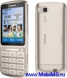 Прошивка для Nokia C3-01 RM-640 v.07.15