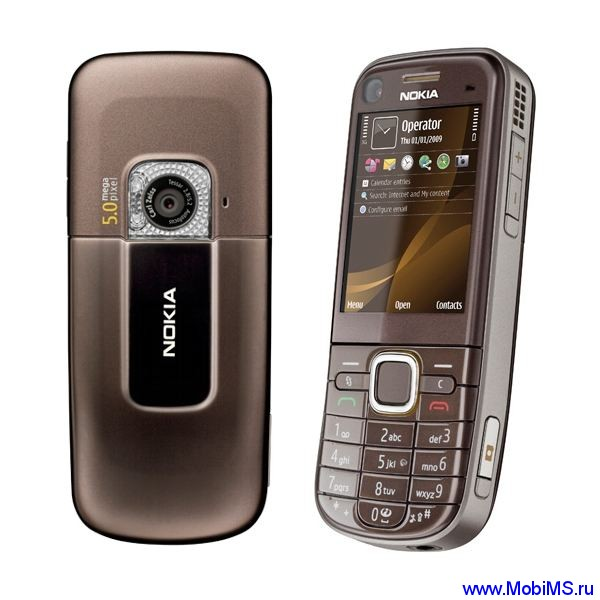 Прошивка для Nokia 6720 Classic RM-424 Gr.RUS sw-032.001