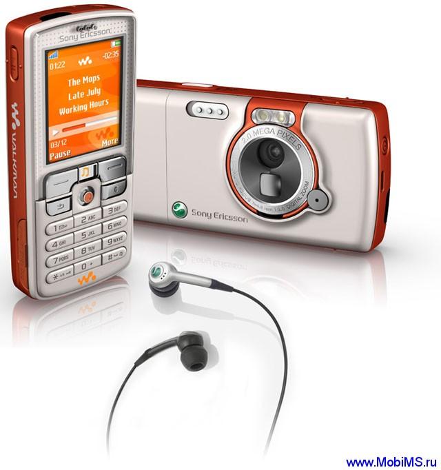 Прошивки для Sony Ericsson Walkman W800