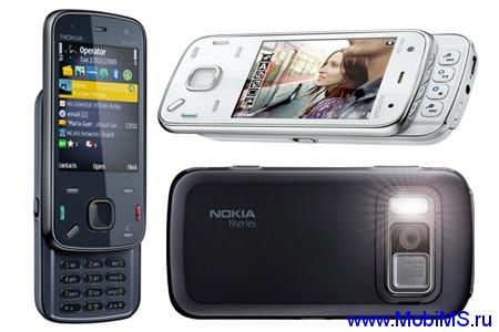 Прошивка для Nokia N86-8MP RM-484 Gr.RUS sw-30.009 v16.0
