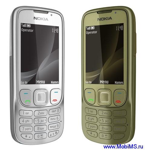 Прошивка для Nokia 6303i Classic RM-638 Gr.RUS sw-10.80