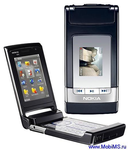 Прошивка для Nokia N76-1 RM-135 11.0 RUS sw-31.0.014 Light