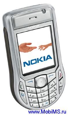Прошивка для Nokia 6630 ME RM-1 RUS 6.03.40 Light