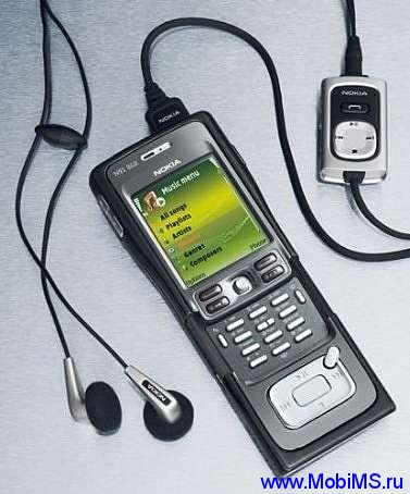 Прошивка для Nokia N91-2  8Gb  RM-43 31.00 RUS sw-3.10.023