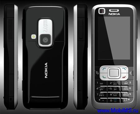Прошивка для Nokia 6120 Classic RM-243 Gr.RUS sw-07.20