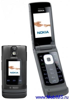 Прошивка для Nokia 6650 Fold RM-400 Gr.RUS sw-04.18 v4